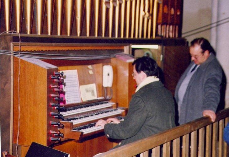 L'orgue d'Appoigny